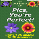 Pics, You're Perfect! for Daz Studio 4 | eBooks | Other