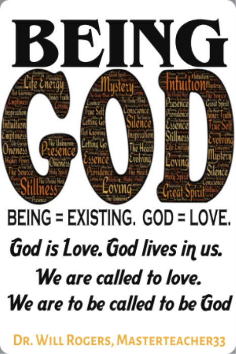Second Additional product image for - Being God