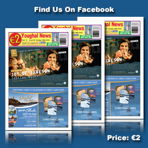 Youghal News October 26th 2016 | eBooks | Magazines