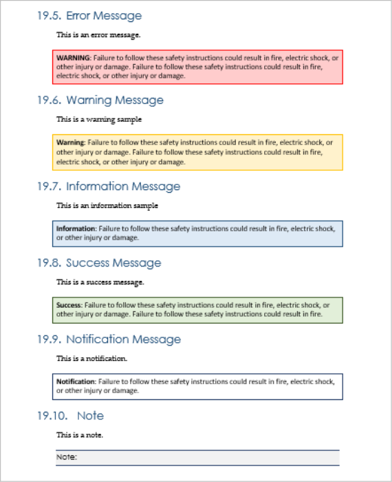 Second Additional product image for - Quality Assurance Plan Template (MS Word + 7 Excels)