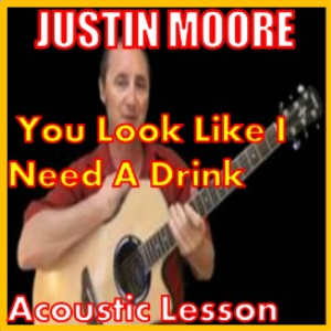Learn to play You Look Like I Need A Drink by Justin Moore | Movies and Videos | Educational