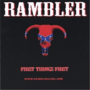 Rambler - First Things First - Travelin' Man - Single Song Only | Music | Rock