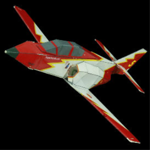 Paper C-101 Patrulla Aguila | Crafting | Paper Crafting | Paper Models