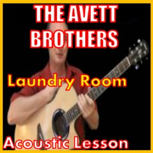 learn to play laundry room by the avett brothers