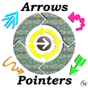 ARROWS and POINTERS for Game Dev (BLEND, DAE, FBX, OBJ) | Software | Other
