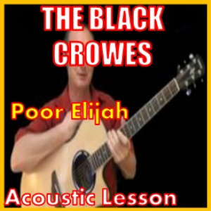 Learn to play Poor Elijah by The Black Crowes | Movies and Videos | Educational
