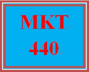 mkt 440 week 2 marketing trends paper