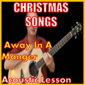 Learn to play Away In A Manger - Christmas Songs | Movies and Videos | Educational