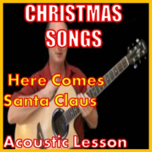 Here Comes Santa Claus - Christmas Songs | Movies and Videos | Educational