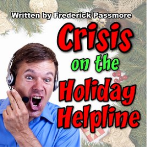 crisis on the holiday helpline
