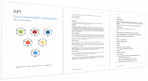 Third Additional product image for - REST/Web API Documentation Template (MS Word)