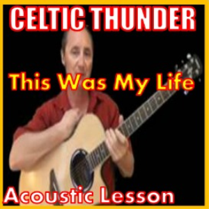 learn to play this was my life by celtic thunder