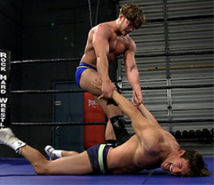2705-Alex Waters vs Zack Johnathan | Movies and Videos | Action