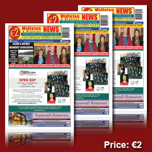 Midleton News November 9th 2016 | eBooks | Magazines