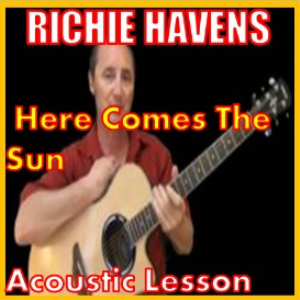 Learn to play Here Comes The Sun2 by Richie Havens | Movies and Videos | Educational