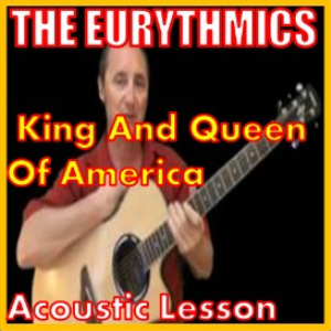 Learn to play King And Queen Of America by The Eurythmics | Movies and Videos | Educational