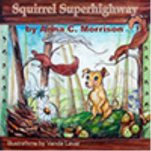 squirrel superhighway: its good to be a dog