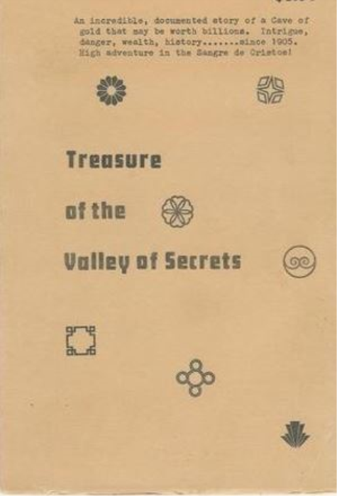 First Additional product image for - The Treasure of the Valley of Secrets PDF