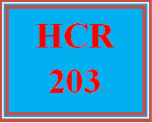 HCR 203 Week 5 Medical Compliance Plan | eBooks | Education