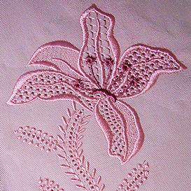 Wing Needle Lilly - JEF | Crafting | Embroidery