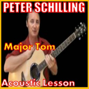 Learn to play Major Tom By Peter Schilling | Movies and Videos | Educational