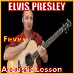 Learn to play Fever by Elvis Presley | Movies and Videos | Educational