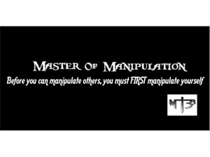 masters of manipulation - metaphysics of manipulation