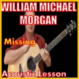 Learn to play Missing by William Michael Morgan | Movies and Videos | Educational