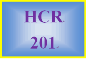 HCR 201 Week 5 Medical Records Documentation and Billing | eBooks | Education