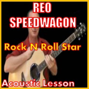 Learn to play Rock N Roll Star by REO Speedwagon | Movies and Videos | Educational