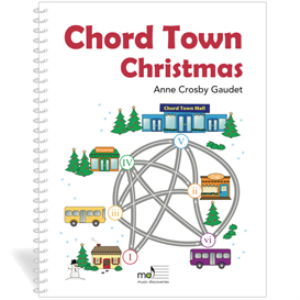 chord town christmas, private studio license
