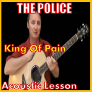 Learn to play King Of Pain by The Police | Movies and Videos | Educational