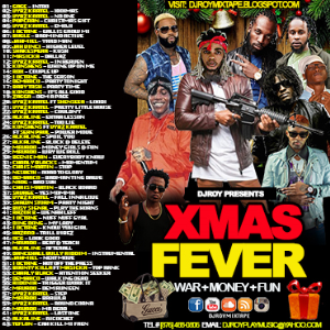 Dj Roy Xxxmas Fever Dancehall Mix | Music | Reggae