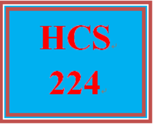 HCS 224 Week 5 Signature Assignment: Case 2: Regulatory Compliance | eBooks | Education