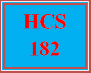 HCS 182 Week 4 The Appeals Process | eBooks | Education