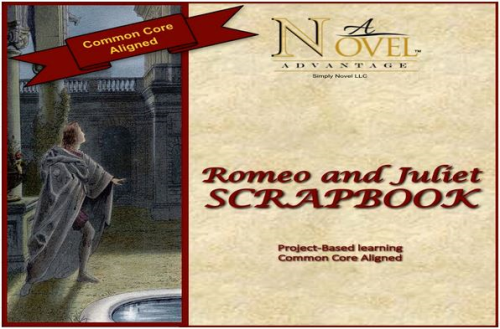 First Additional product image for - Romeo and Juliet Scrapbook