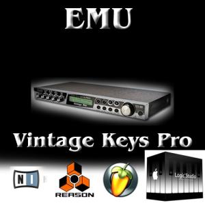 emu vintage keys