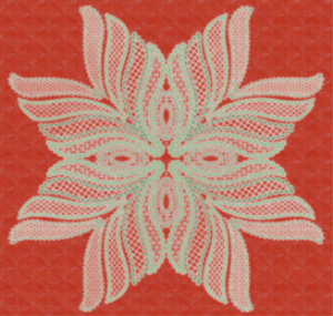 Wing Needle Flourish - EMD | Crafting | Embroidery