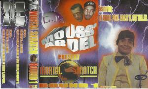 scratch tape - dj mouss 1 ft dj abdel (1998)