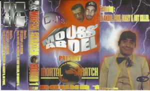 scratch tape - dj mouss 1 ft dj abdel (1998)