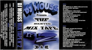 dj mouss - wanted mix tape 2 (1996)