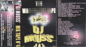 dj mouss - wanted mix tape 4 (1997)