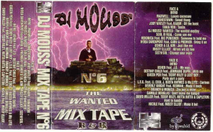 dj mouss - wanted mix tape 6 (1998)