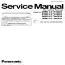 Panasonic DMR BST740 BST745 BST845 BST940 Blu Ray recorder original Service Manual | eBooks | Technical