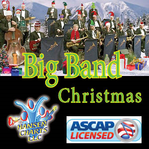 Yabba Dabba Yuletide Christmas Parody inspired by Brian Setzer for Big Band | Music | Popular
