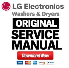 LG DLGX3361V DLGX3361W DLGX3361R dryer service manual and repair guide | eBooks | Technical