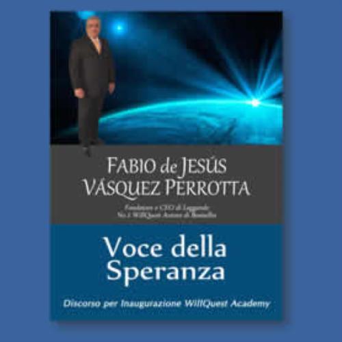 First Additional product image for - Voce della Speranza