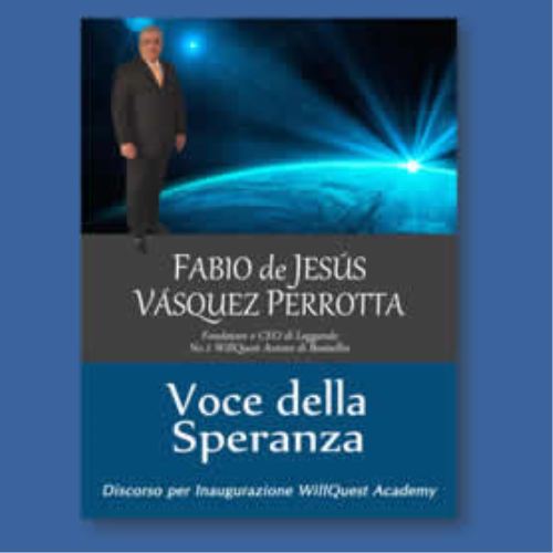 First Additional product image for - Voce della Speranza