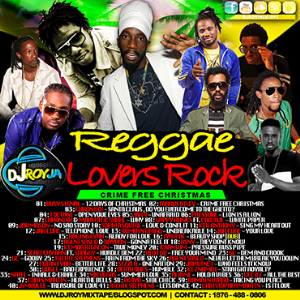 Dj Roy Reggae &  Lovers Rock Mix | Music | Reggae