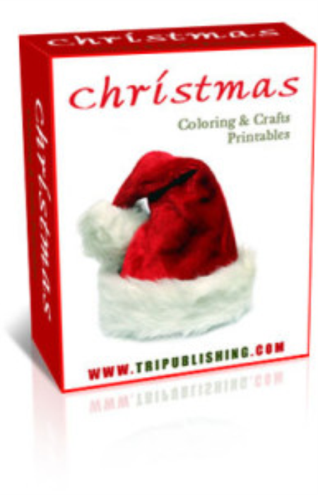 Third Additional product image for - Christmas graphics, coloring pages and articles collection
